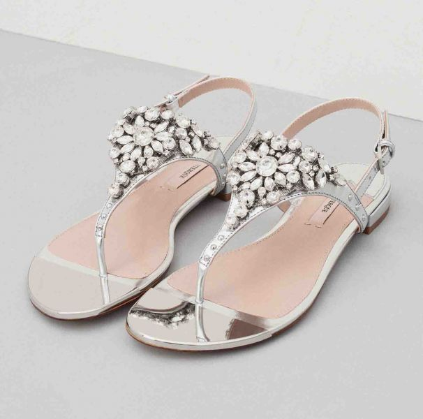Los zapatos de novia más cómodos: Siéntete increíble en tu boda Image: 24