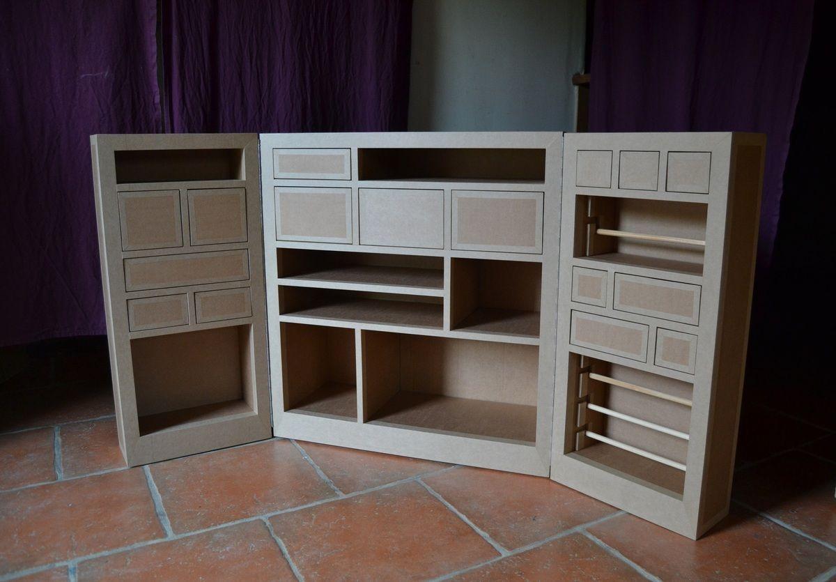 Mallette En Carton Sg Mobilier Carton Rangement Carton Mobilier De Salon Meubles En Carton