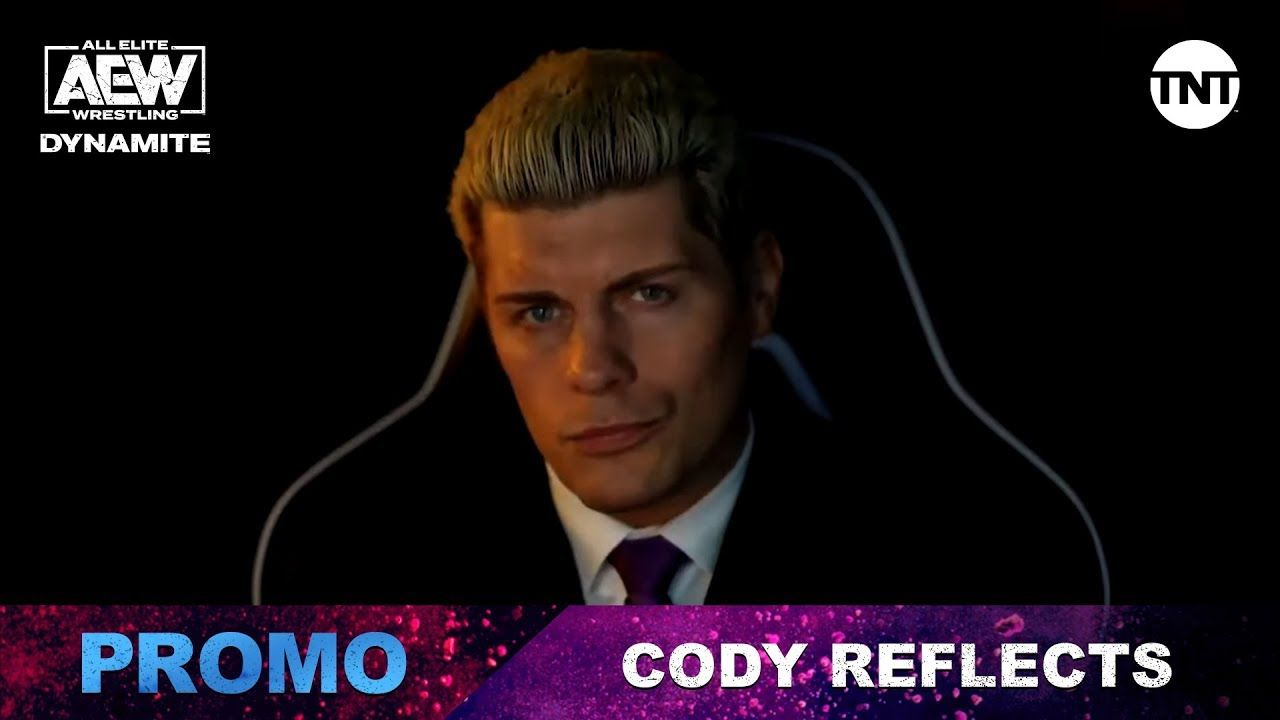 Cody Rhodes Never Wants To See Authority Figures On Aew Dynamite Sees Big Thing Ahead For Wardlow Cody Rhodes Ne In 2020 Cody Rhodes Wrestling News Authority Figures