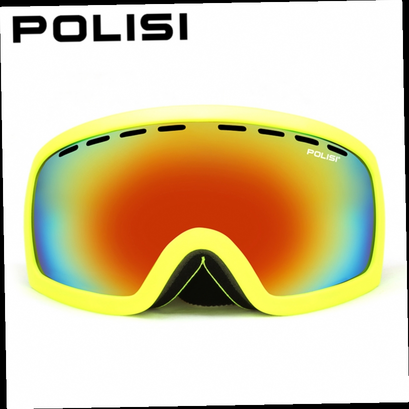 47.60$  Watch here - http://ali9yr.worldwells.pw/go.php?t=32503663673 - POLISI Winter Ski Protective Eyewear Polarized Skiing Snowboard Skate lasses Double Layer Anti-Fog Lens Snowmobile Snow oggles 47.60$