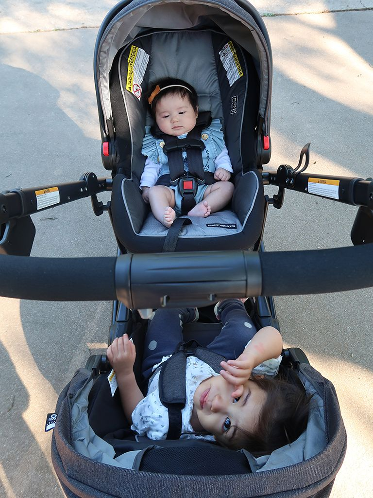 Uno2duo Stroller Graco Uno2duo Review Convertible Stroller Best Double