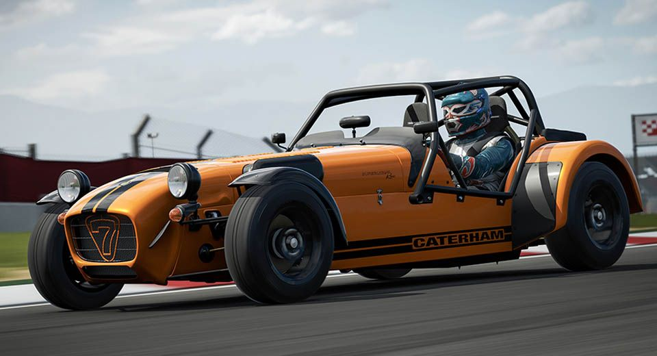 The Europeans Are Coming To Forza Motorsport 7 Heres Full List Of Cars