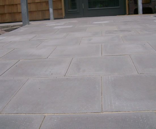 Standard Pimple Textured Concrete Pavers Concrete Pavers Large