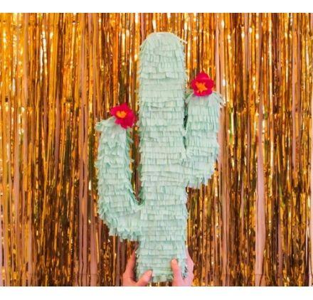 Tuto : Réaliser une piñata cactus, par A Cardboard Dream