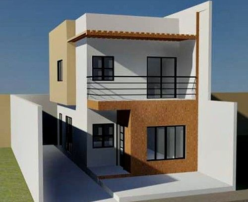 Aneka Gambar Rumah Minimalis 2 Lantai Trend 2017 & Aneka Gambar Rumah Minimalis 2 Lantai Trend 2017 | Wallpaper Keren ...