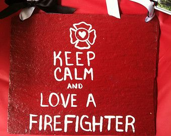 Fireman Hero Subway Art | Fireman Decor Firefighter Sign Yard Sign Home  Decor Hanging Slate Sign