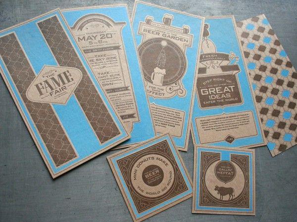 Letterpress at AIGA MN Design Show