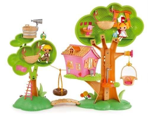 Lalaloopsy casita del arbol casi a da arbore pinterest lalaloopsy juguetes y mu ecas - Casitas de tela para ninos toysrus ...