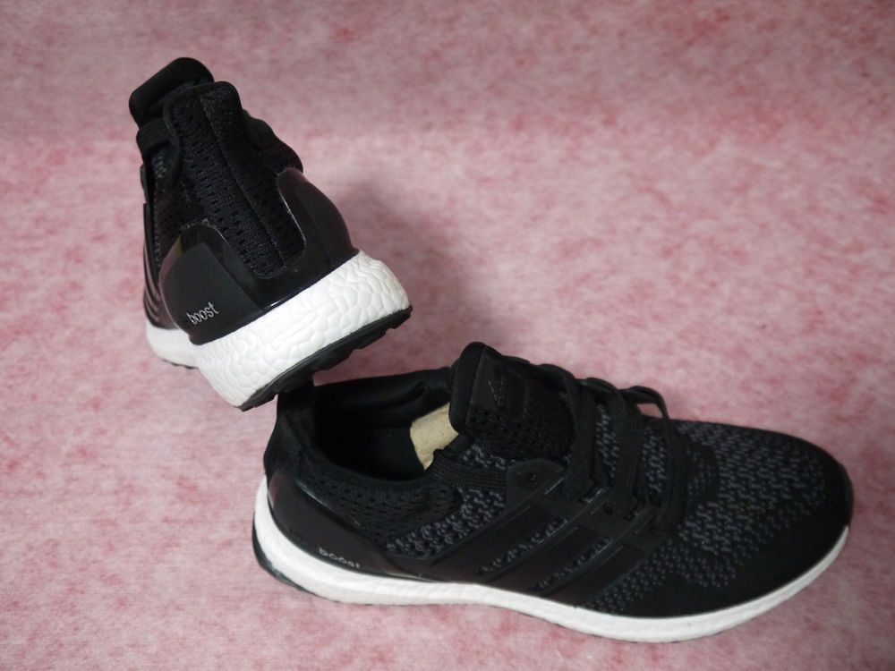 82e28ed2b67 Size 8.5 Adidas Ultra Boost 1.0 Core Black 2015 Men s Running Footgear   fashion  clothing  shoes  accessories  mensshoes  athleticshoes (ebay link)