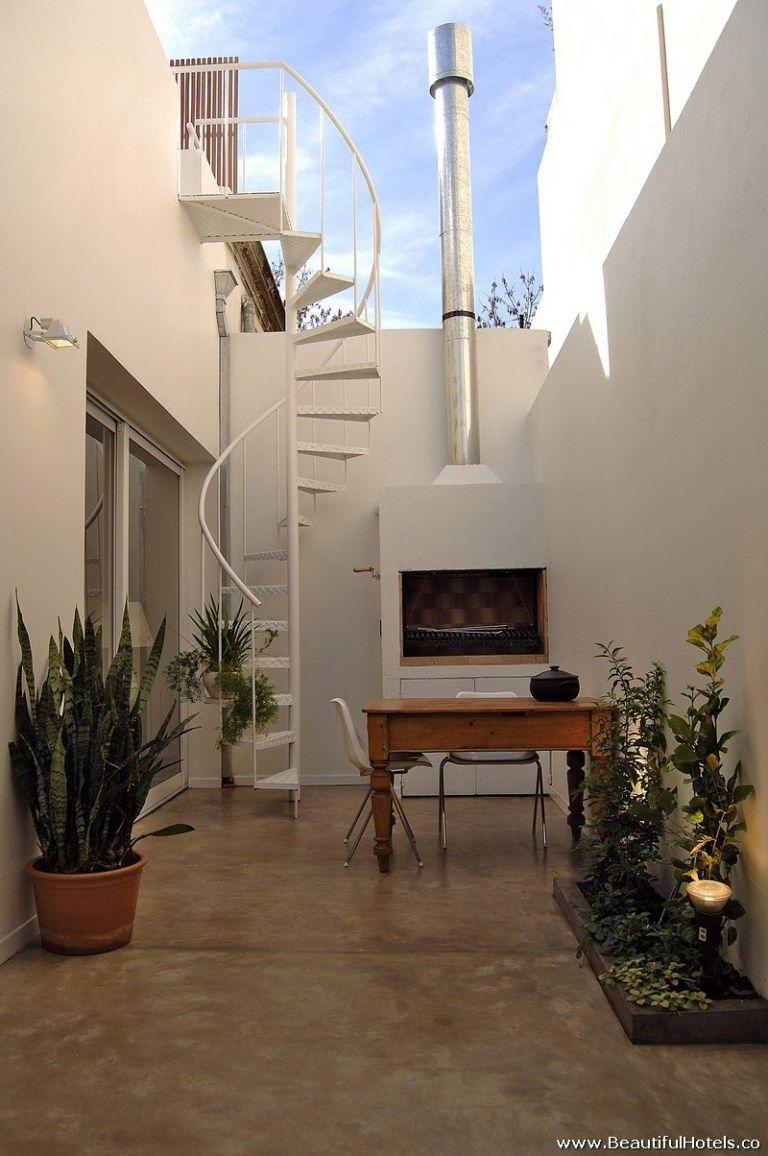 Home hotel buenos aires argentina beautiful for Decoracion patios pequenos