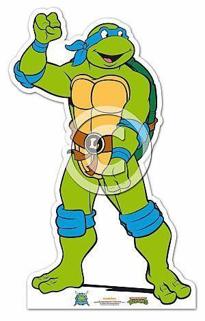 Teenage Mutant Ninja Turtle Cardboard Cutout