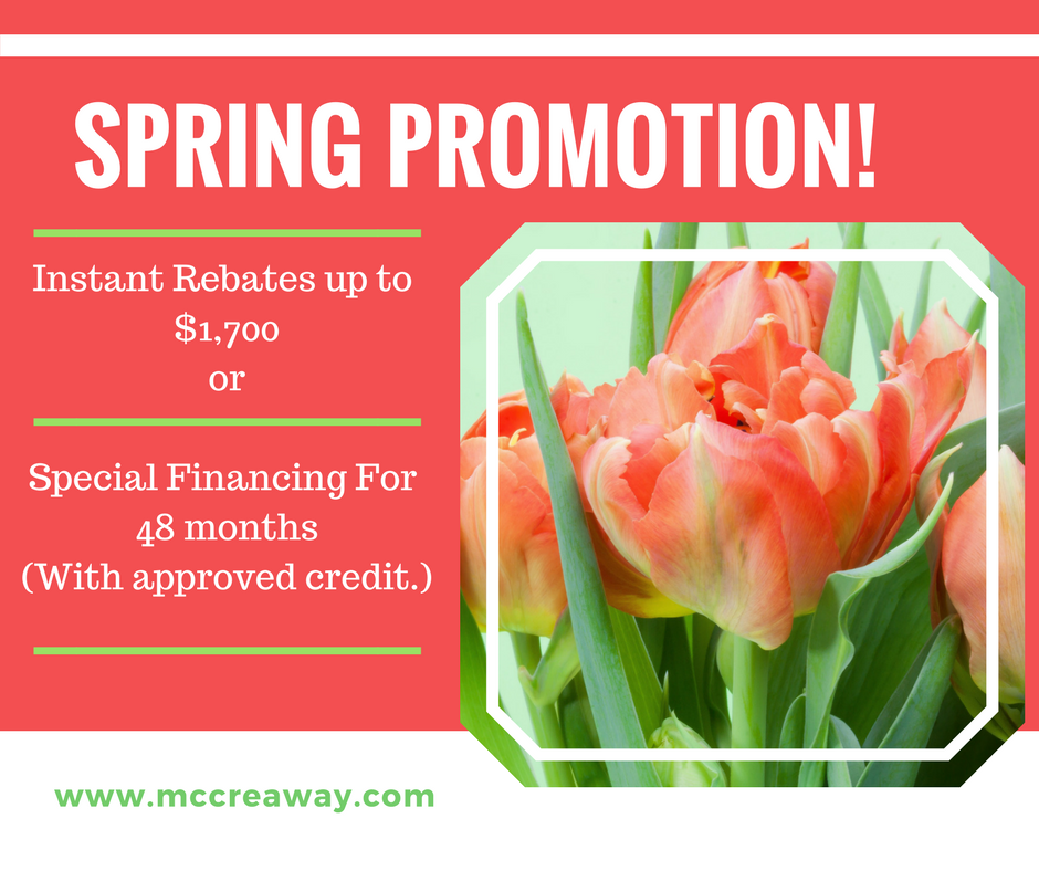 Spring Promotion Schedule An In Home Consultation Today Https