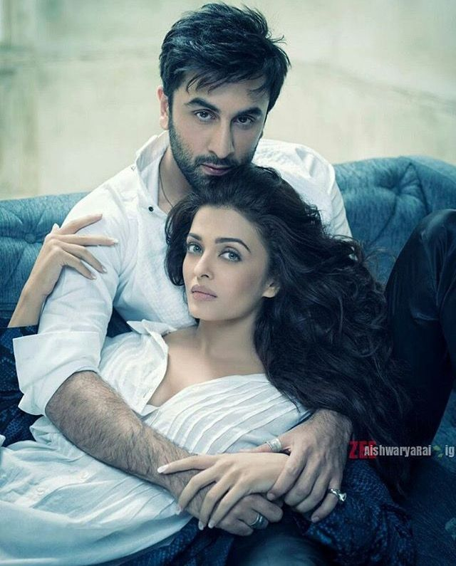 Aishwarya Rai And Ranbir Kapoor In Ae Dil Hai Mushkil Ranbir