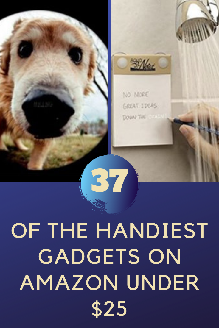 37 of the Handiest Gadgets on Amazon Under $25 | OMG | Funny