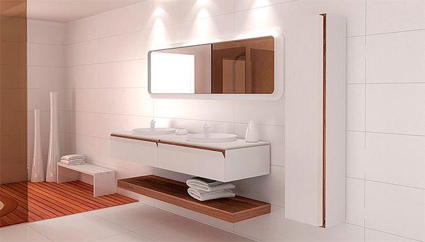 baño-flap-lledo-campos-corian-ice-design (6) Design Pinterest