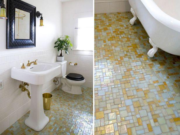 Designer Jessica Helgerson favors this tile by Oceanside Glasstile.
