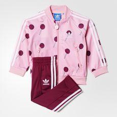 adidas INF PA Girl JKT Jacke Kinder, Pink, 86: Sport