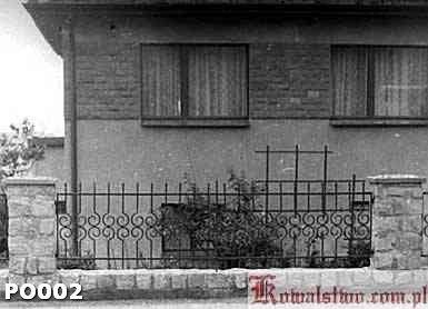 Metal Decorative Fence Theoldblacksmith Iron Wrought