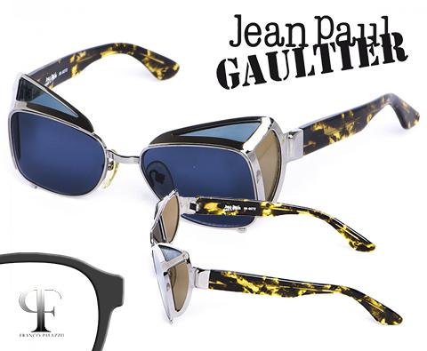 Vintage glasses Jean Paul Gaultier…una moda che nacque nel presente! bit.ly/1MkoBon #Sunglasses #Eyewear