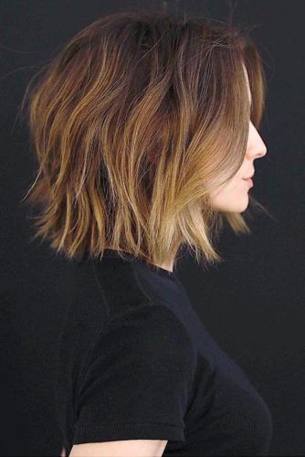 30 Best Short Hairstyles For Round Faces in 2021 |
