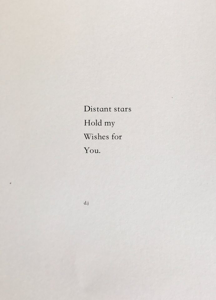 Distant Stars. A new poem. #poetry #quotes #love | Distant ...