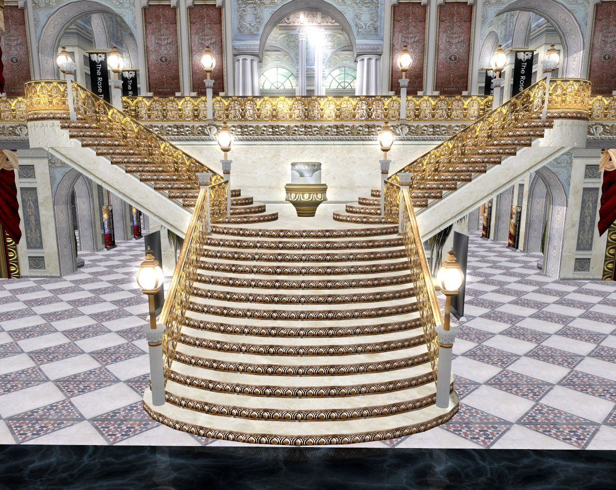 Best Ballroom Staircase Walk Down The Staircase Staircase 400 x 300