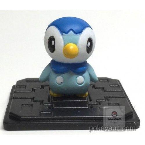 Pokemon 2017 Takara Tomy Moncolle Get Series #9 Piplup Figure