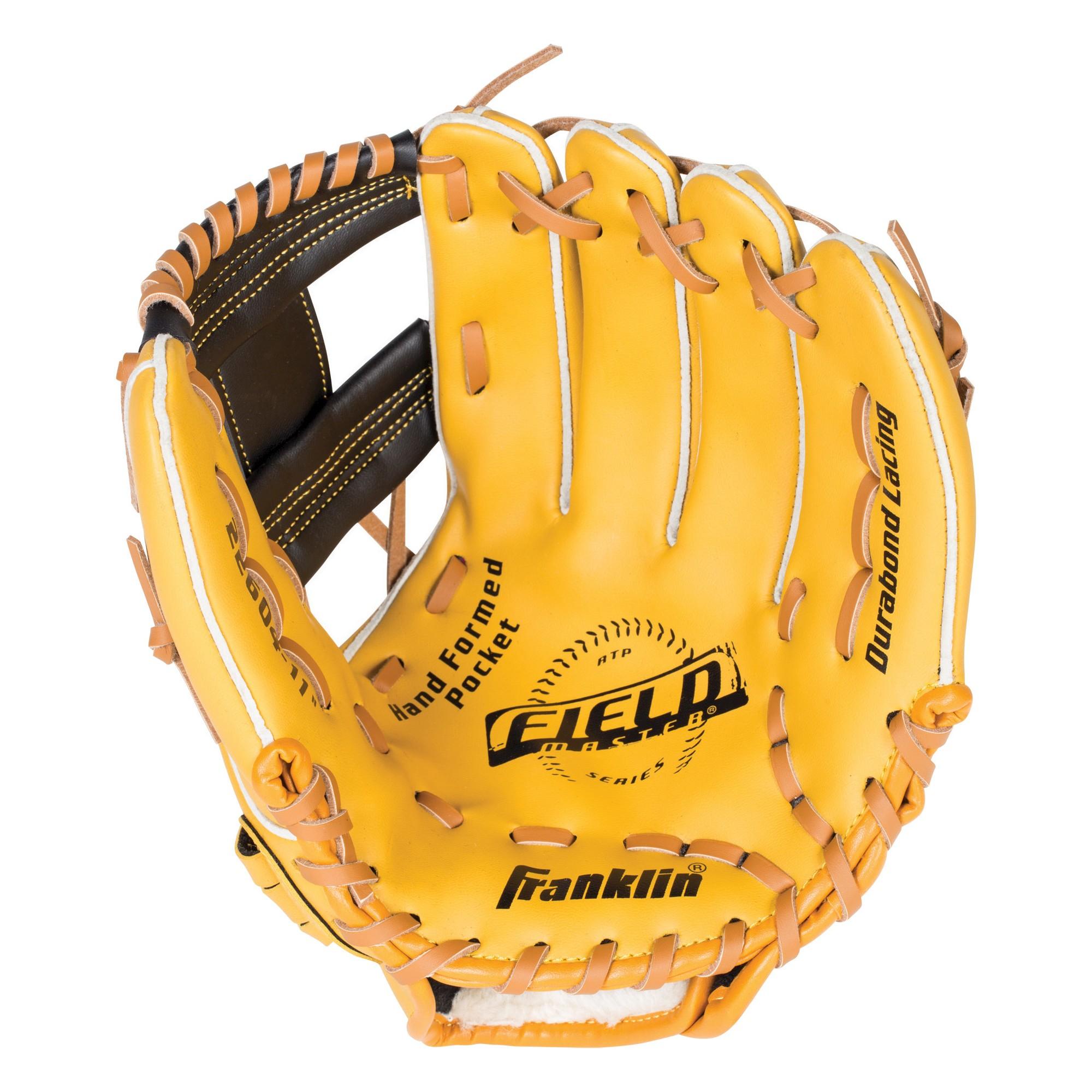 "Franklin Field Master Series 11.0/"" Baseball Glove Left-Hand Thrower"