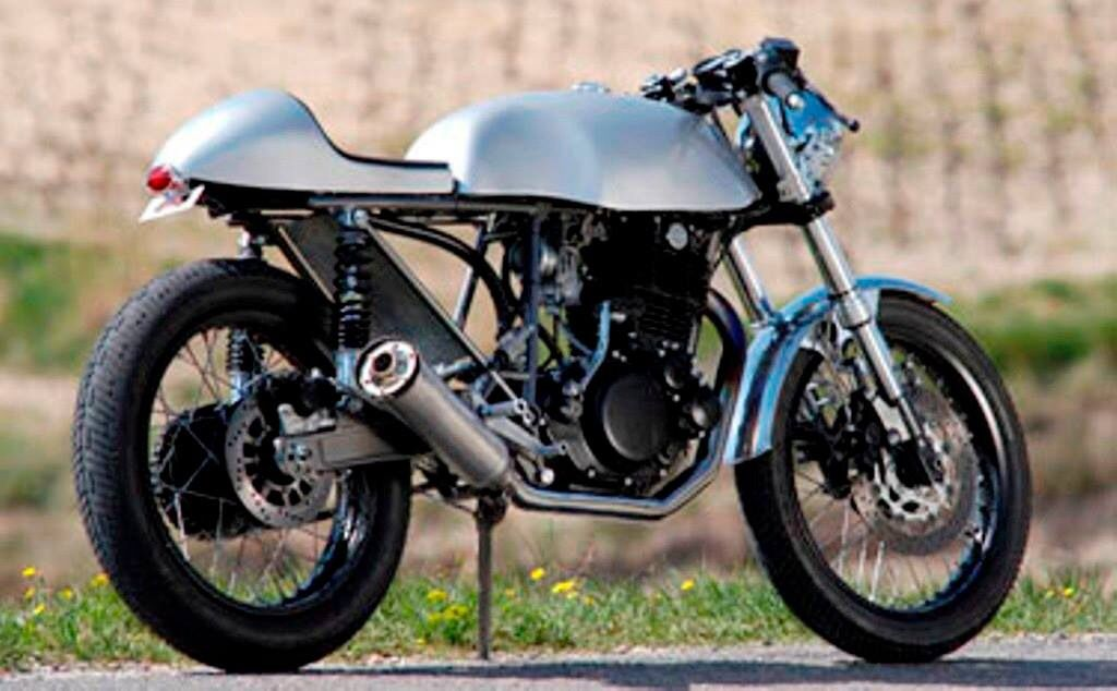 #caferacerpasioncom #motorcycles #scrambler #yamaha #motos