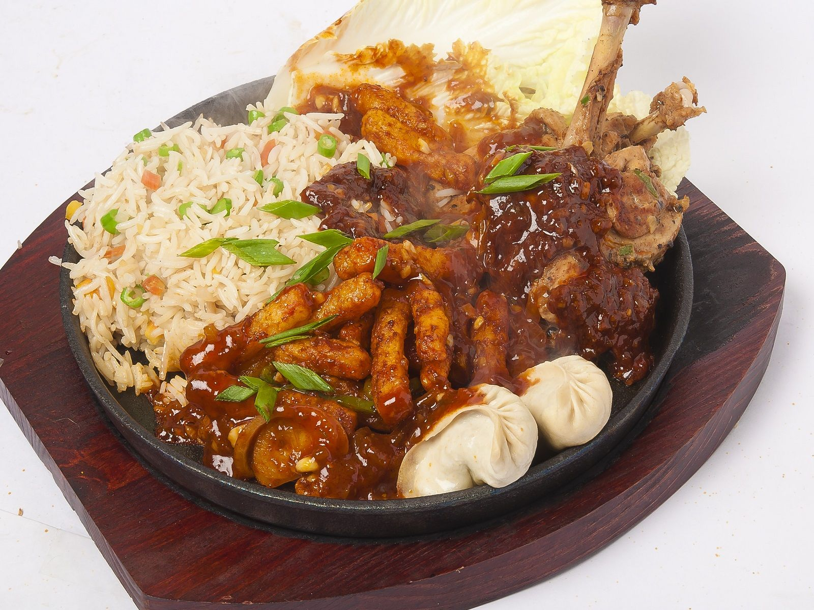 Chinese Chicken Sizzler Dish Of The Day Cook Chicken -5172