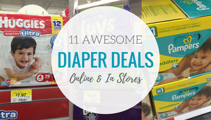 Find All Of The Latest Diaper Coupons Including Pull Ups Coupons