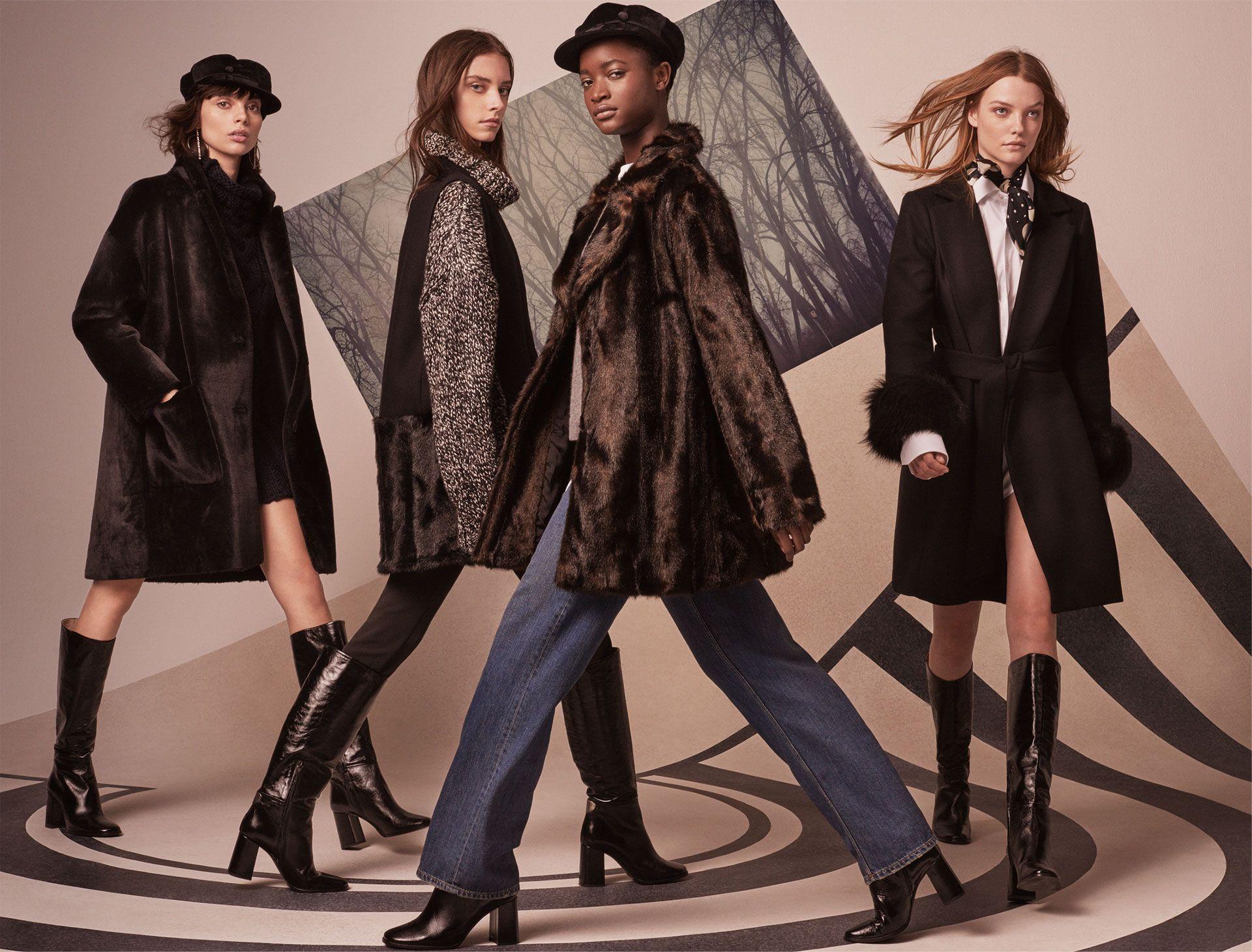 ZARA #zaraeditorial MUJER OUTERWEAR | Fashion, Zara