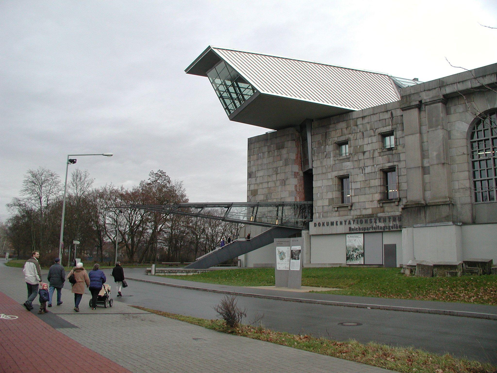 Dokumentationszentrum Nuremberg Interior Architecture Design House Styles Architecture