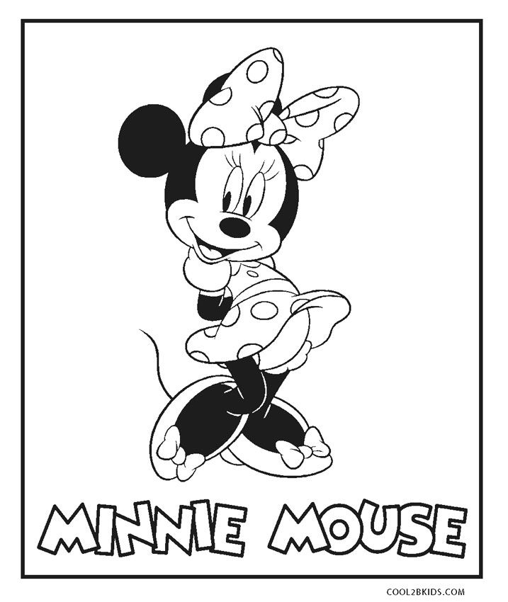 Free Printable Mickey Mouse Clubhouse Coloring Pages For ...