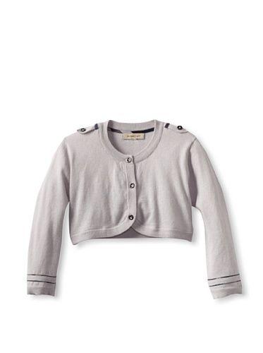 40% OFF Burberry Kid's Shrug Sweater (Grey) | Kids fashion ...