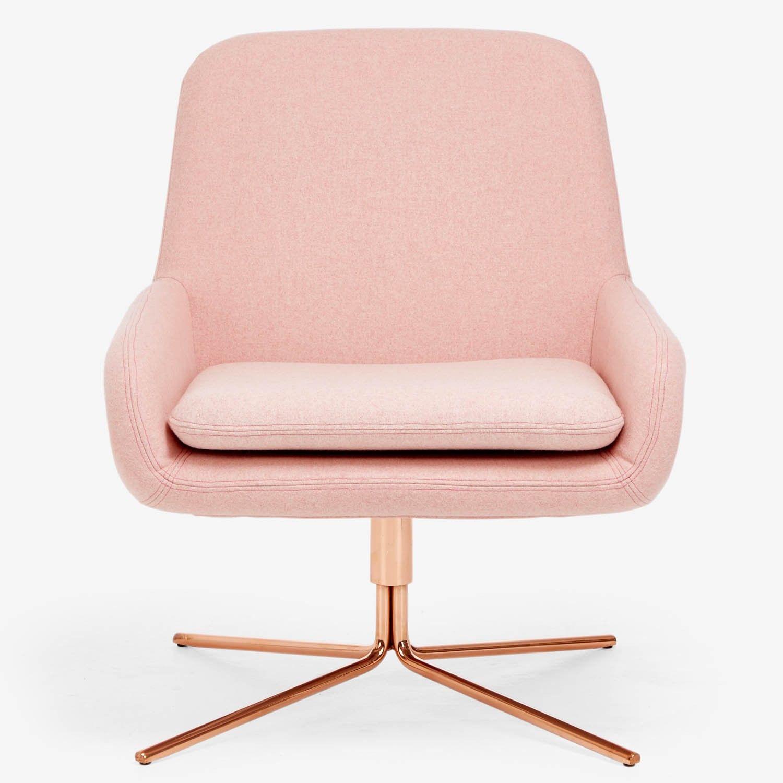 Super A Match Made In Heaven Copper Pink Best Interior Design Machost Co Dining Chair Design Ideas Machostcouk
