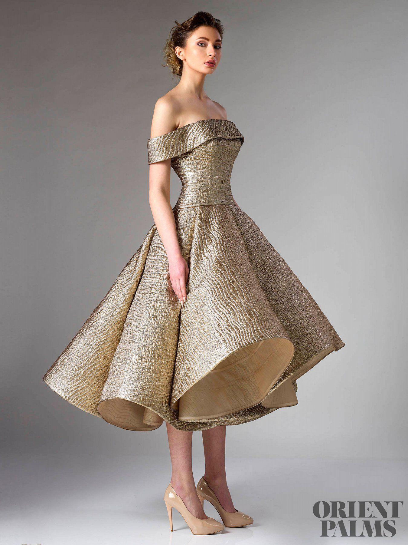 """Edward Arsouni """"Divina"""", H/W 10-10 - Couture  Schöne kleider"""