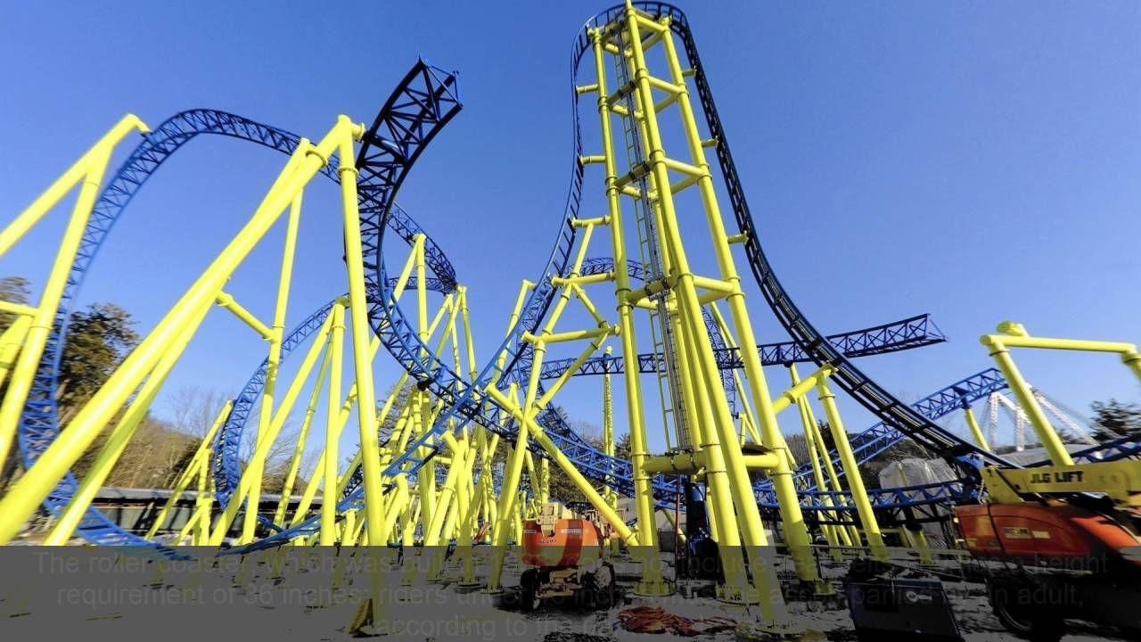 boy falls off pennsylvania roller coaster news pinterest