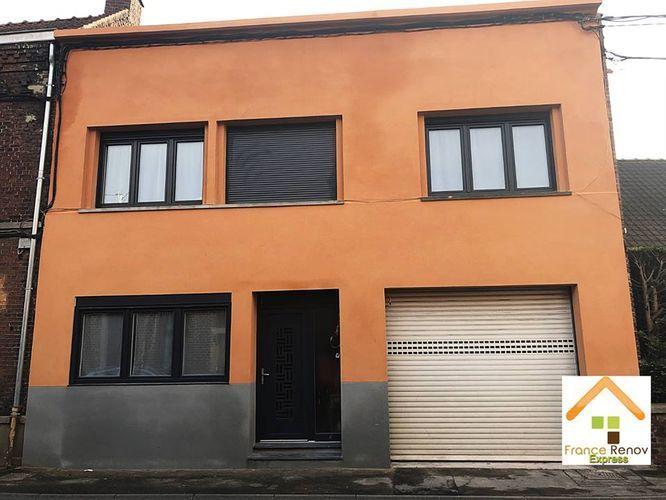enduit de facade couleur fabulous couleur peinture exterieur facade davaus with enduit de. Black Bedroom Furniture Sets. Home Design Ideas
