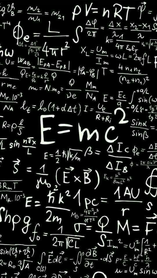 Wallpaper P A R K J I M I N Fisika Matematika Rumus Kimia