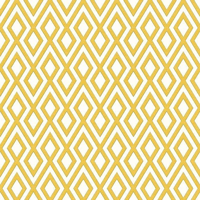 Yellow Gold Diamond Wallpaper Fascination Geometric Design With