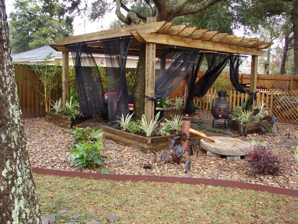 Most Awesome Backyard Hideaways | Outdoor Spaces | Pinterest ... on