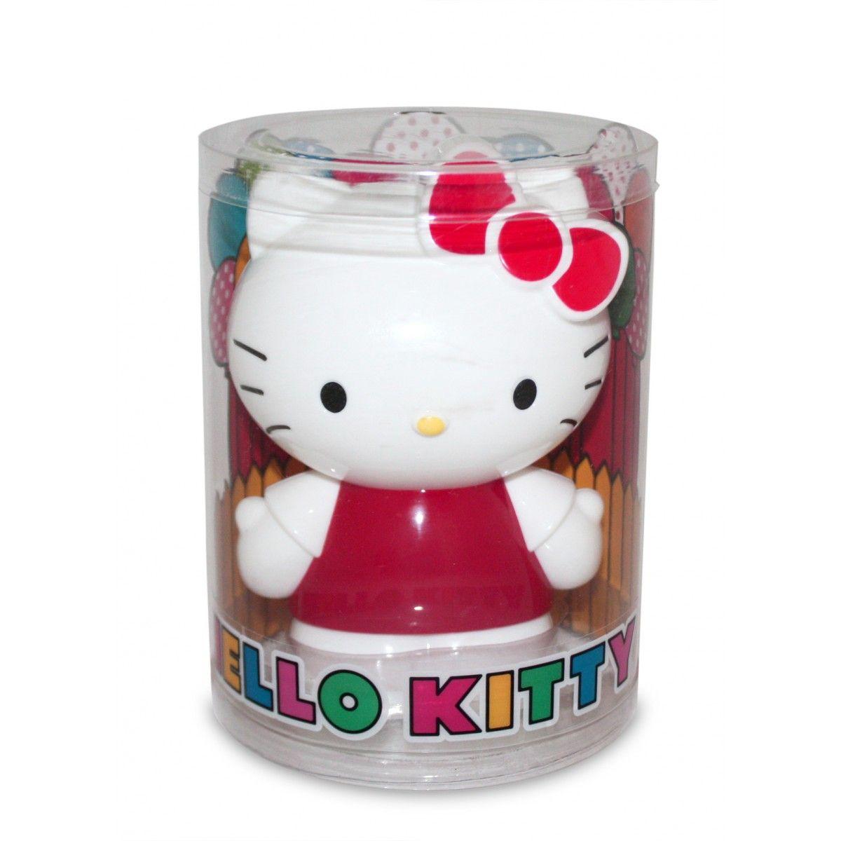 Paleta de cosmeticos Hello Kitty 3D