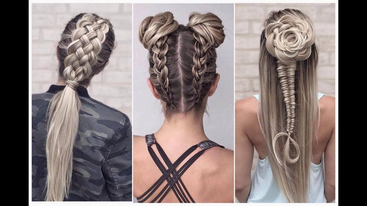 The most beautiful hairstyles tutorials november hairstyle