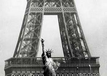 Você sabia? A Estátua da Liberdade de Nova York veio da França