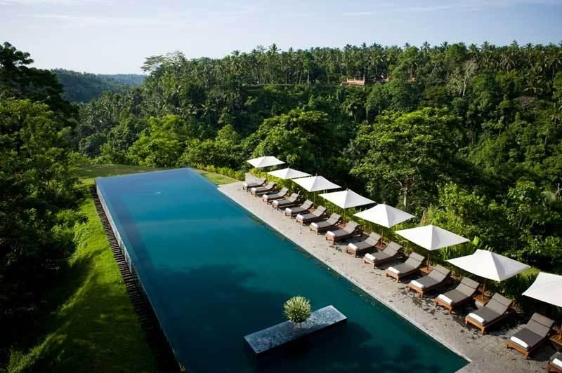 Resort Alila Ubud , Ubud, Indonésia