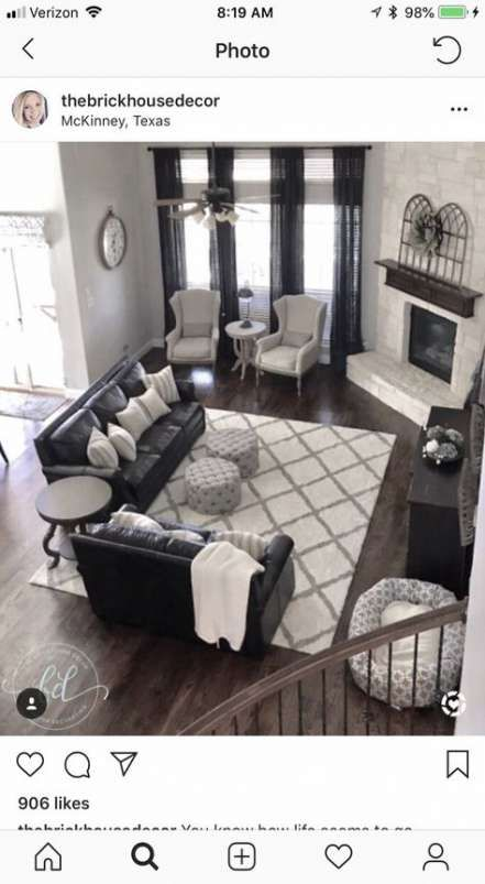 Photo of Home Design Living Room Furniture Layout Fireplaces 54+ Ideas