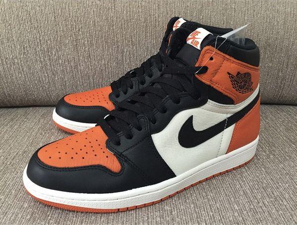 air jordan 1 retro high og orange black white | Air 23 | Air ...