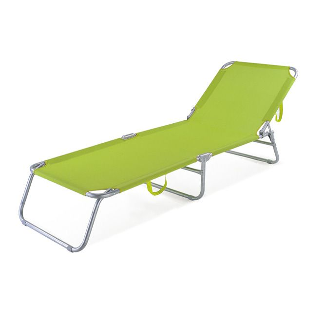 Folding Beach Lounger Chair Outdoor Furniture