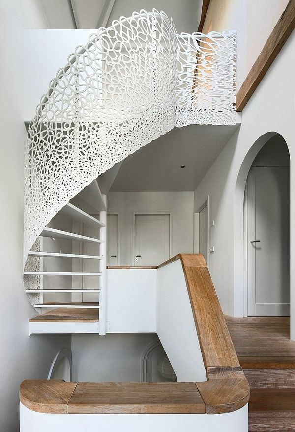 Beautiful Stairs From Free Design Ideas For Home Staircase Design Stairs Design House Design